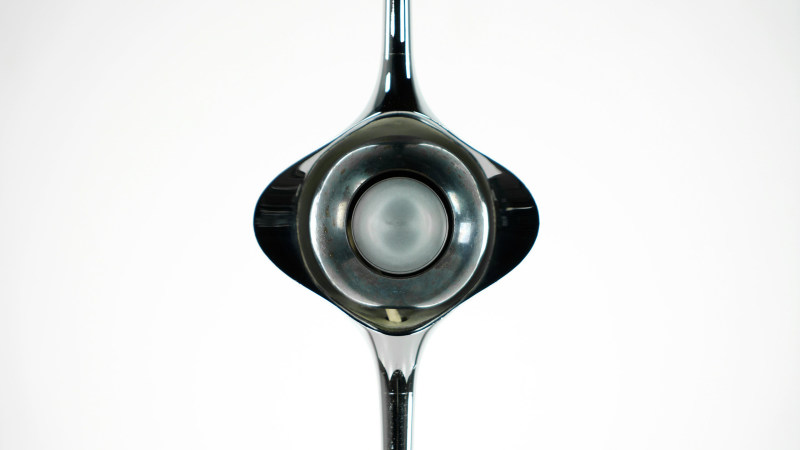 angelo lelli cobra lamp frontview