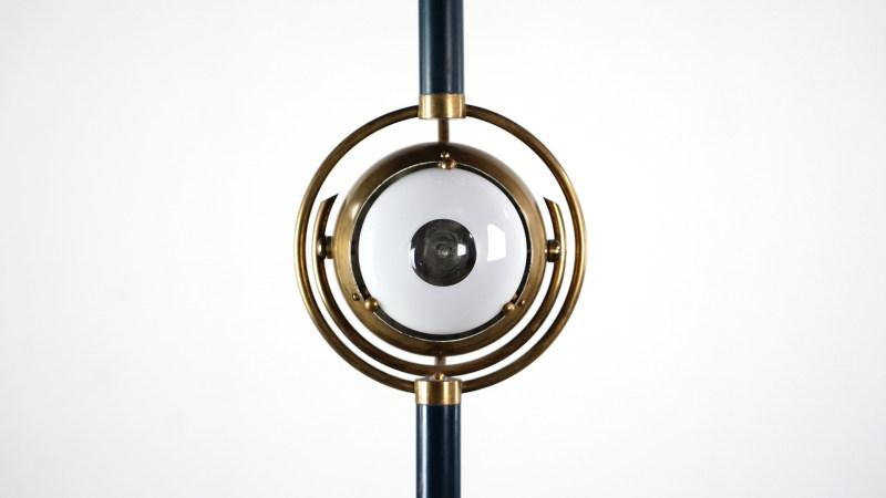 Angelo Lelli Eye Lamp for Arredoluce Eye Detail