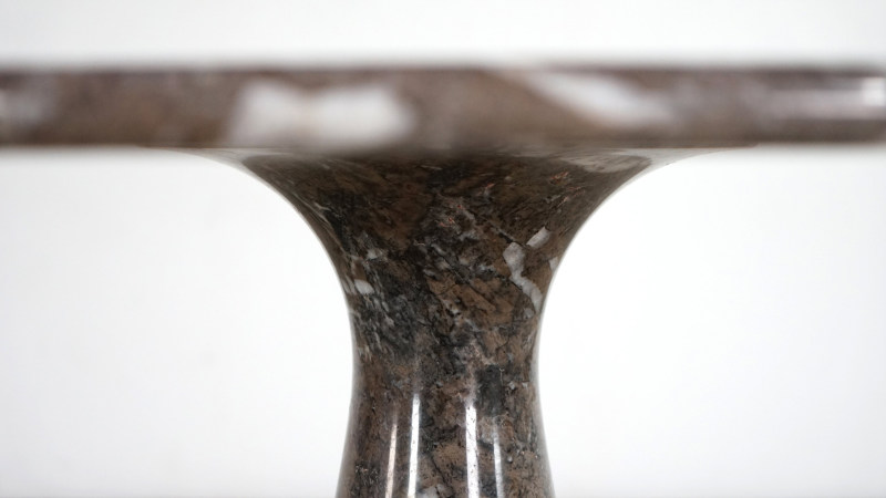 mangiarotti table junction detail