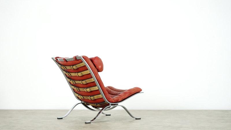 Arne Norell Ari Lounge Chair Designklassiker Münster