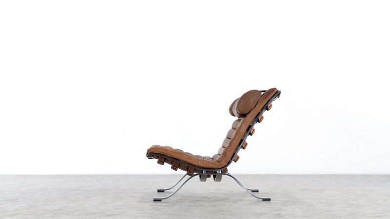 Arne Norell Chair  Seitenansicht rechts
