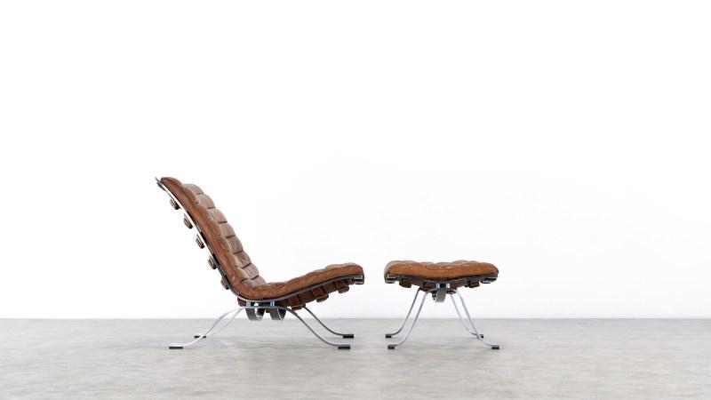 Arne Norell Chair  Seitenansicht
