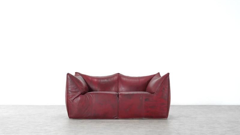 Mario Bellini Bambole Sofa front view 2