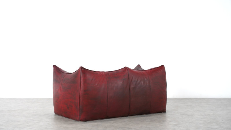Mario Bellini Bambole Sofa back view