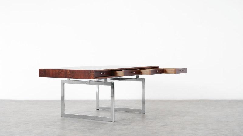 Bodil Kjaer Schreibtisch geöffnet