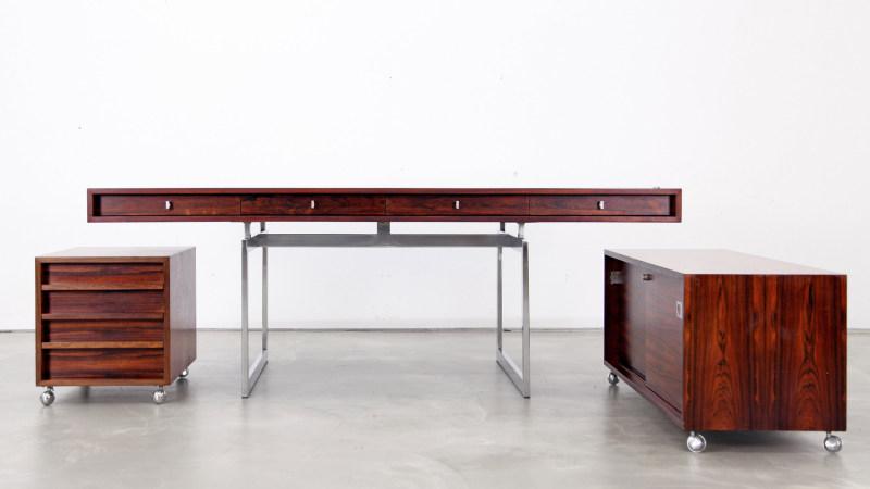 Bodil Kjaer Desk unit view