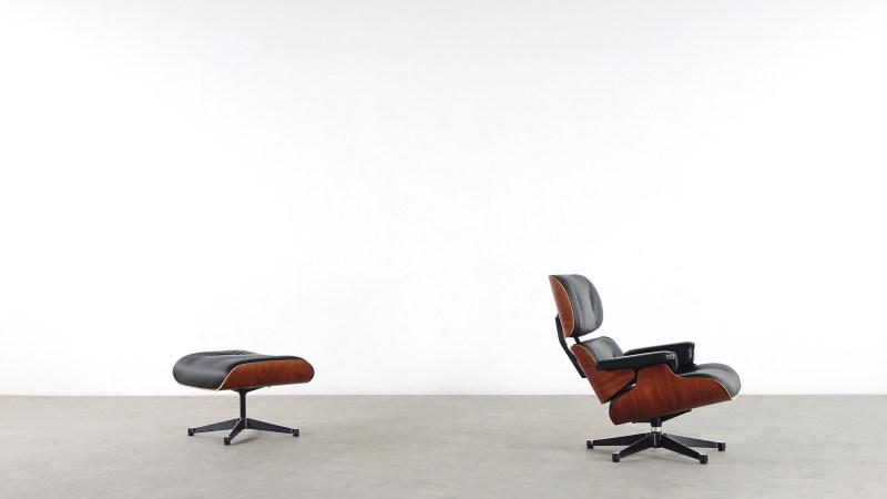 Designer: Charles Eames; Hersteller: Herman Miller · Vitra.