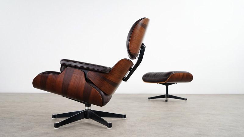 Maße: W 33.07 Inch, H 33.07 Inch, D 35.43 Inch: W 84 Cm, H 84 Cm, D 90 Cm;  Designer: Charles Eames; Hersteller: Herman Miller · Vitra; Preis: 6200, U20ac