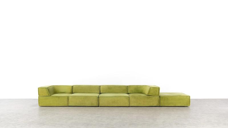 COR Trio Sofa details