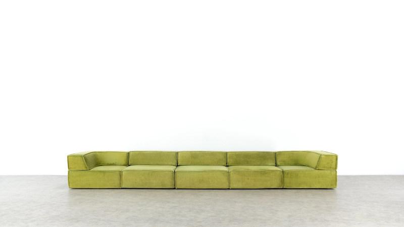 COR Trio Sofa front view
