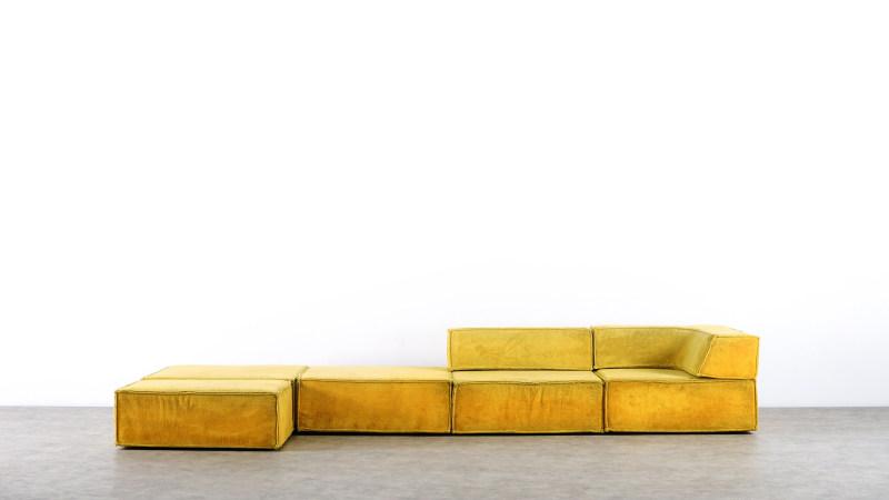 eine Variante des Cor Trio Sofa