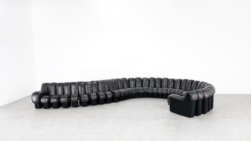 de sede sofa 600 shooting in s shape