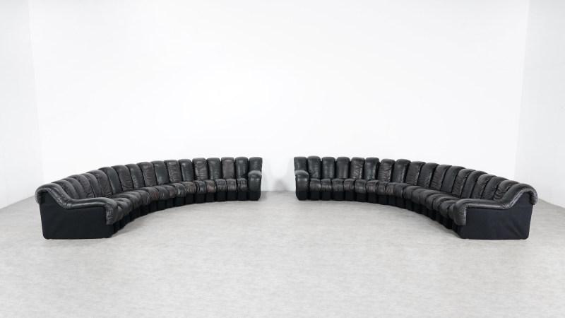 de sede sofa 600 splitted to 2 sofas