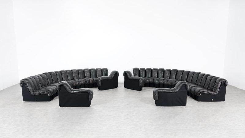 de sede sofa 600 demonstration