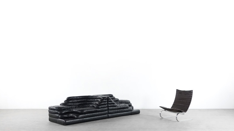 de sede terrazza sofa kjaerholm lounge chair