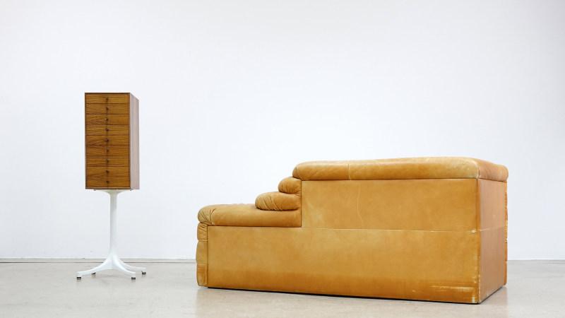 de sede terrazza sofa back view