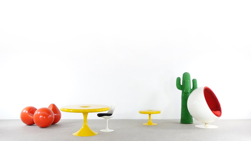 gufram cactus eero aarnio summer set