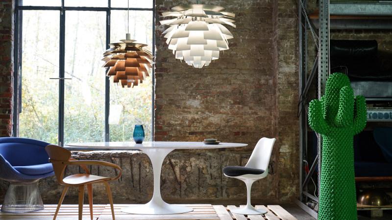 Saarinen Table Oval Knoll International