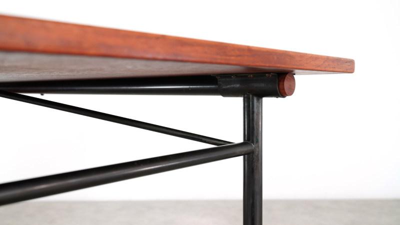 Finn Juhl Nyhavn Table Detail underneath