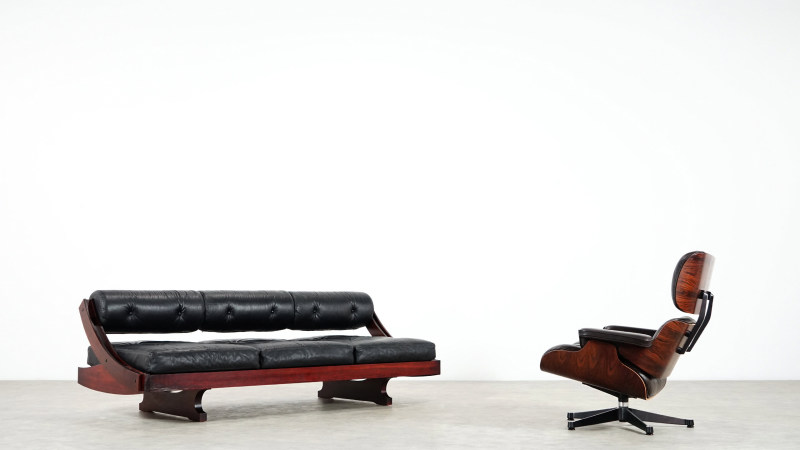 Gianni Songia Daybed front