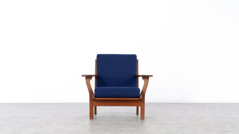 Hans Wegner GE320 Chair Getama Front