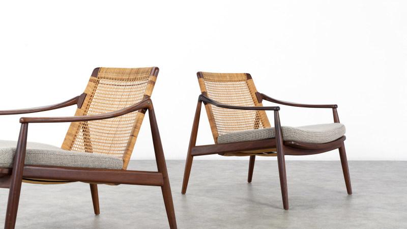 Hartmut Lohmeyer Chair for Wilkhahn