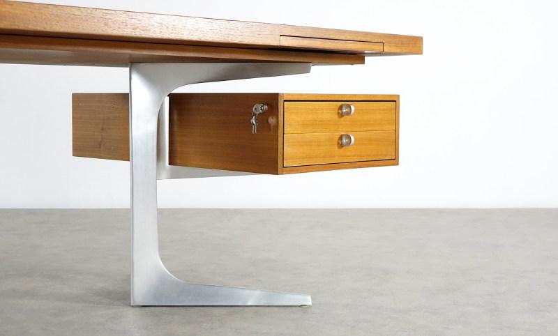 herbert hirche desk bottom holzäpfel