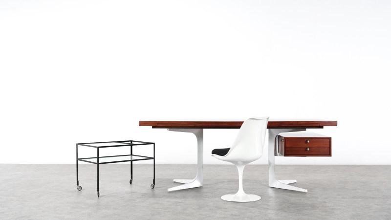Herbert Hirsche Schreibtisch Eero Saarinen