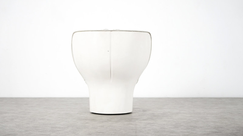 Joe Colombo; Elda Chair back view