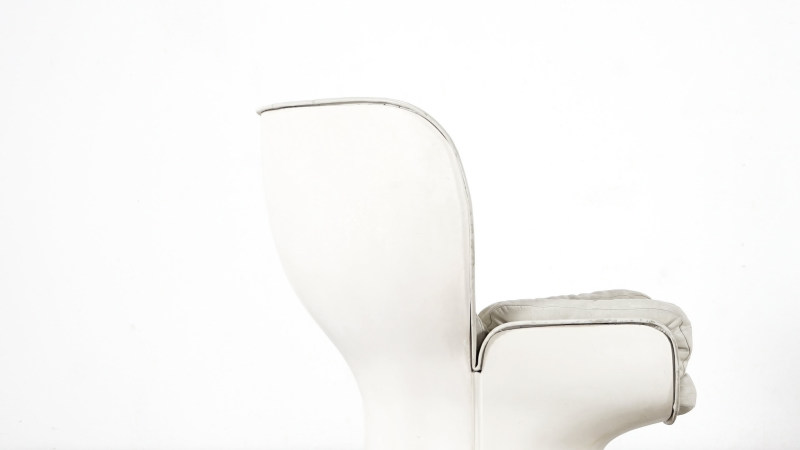 Joe Colombo; Elda Chair Detail