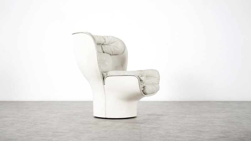 Joe Colombo; Elda Chair  front