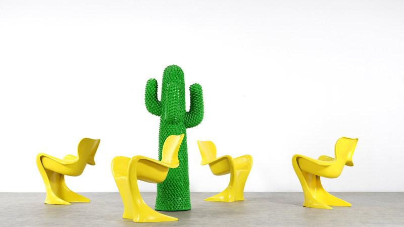 Luigi Colani Chair Gufram Cactus