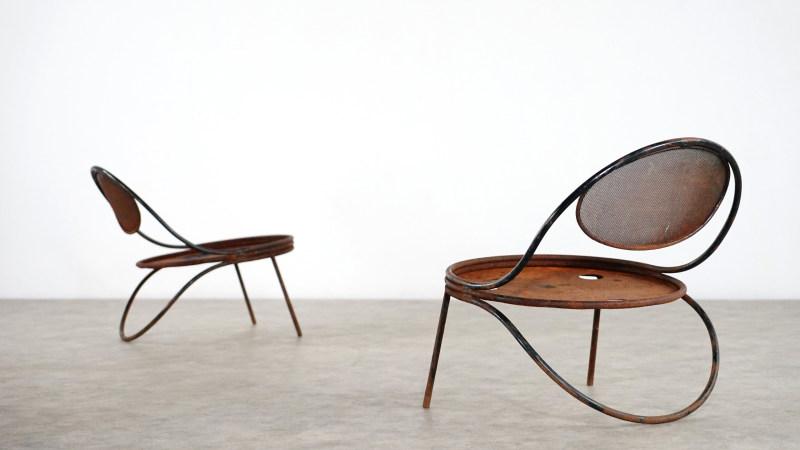 mathieu mategot copacabana chair midcentury modern