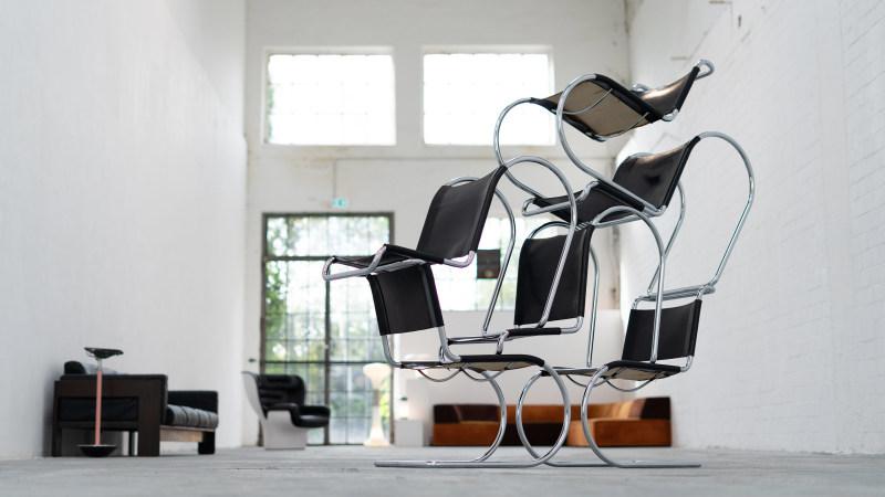 van der Rohe MR10 Chair