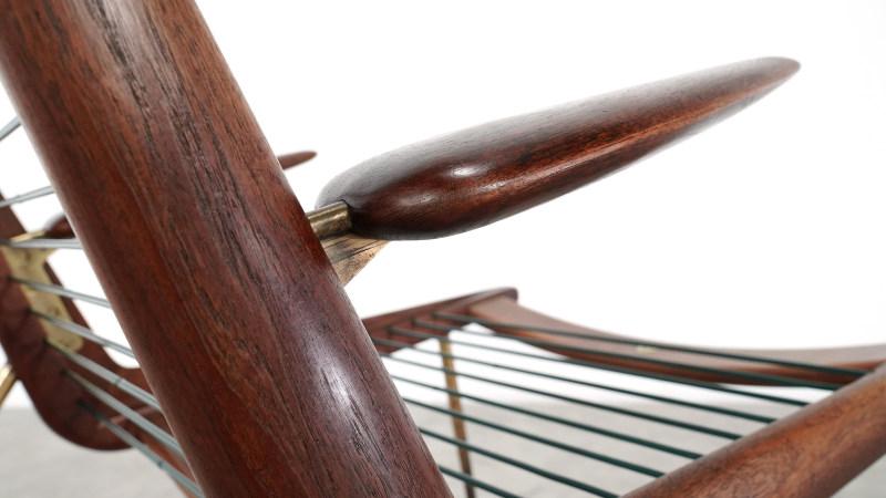 peter hvidt boomerang detail closeup