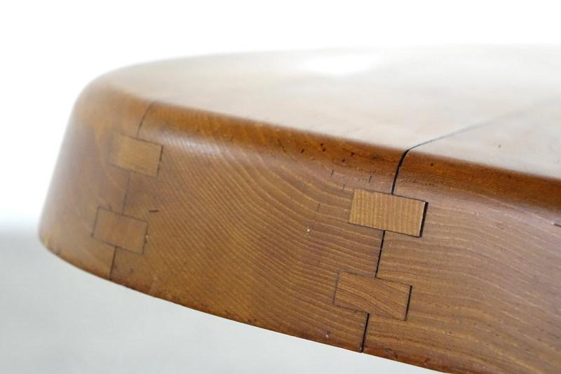 Pierre Chapo table detail