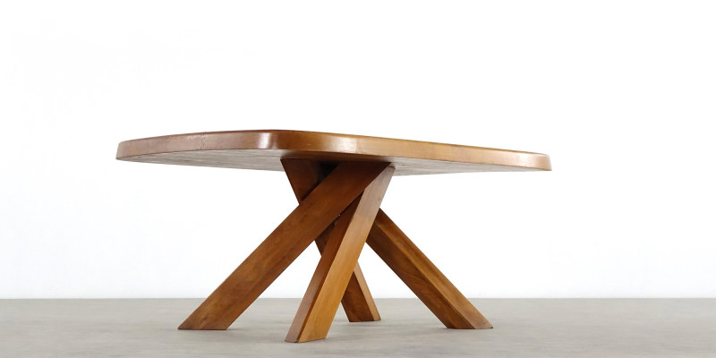 Pierre Chapo table french modern