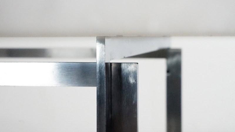 poul kjaerholm table foot detail