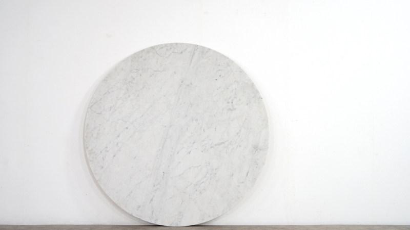poul kjaerholm table marble top