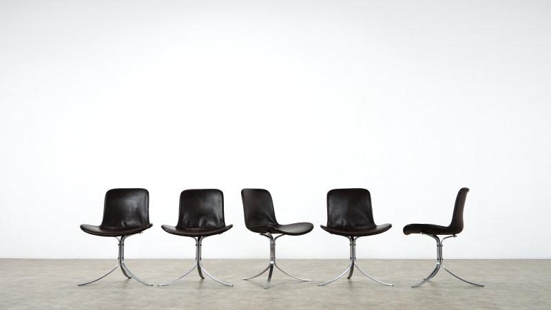 poul kjaerholm pk 9 chair fritz hansen