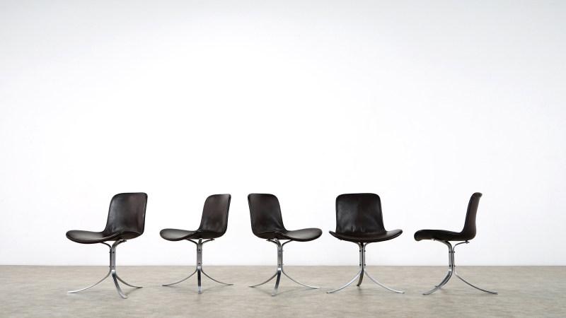 poul kjaerholm pk 9 chair kold christensen