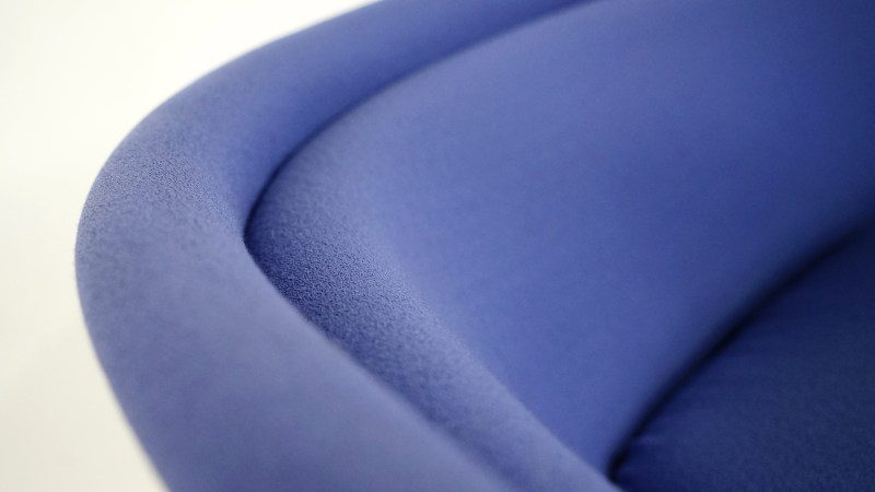Warren Platner Chair top detail