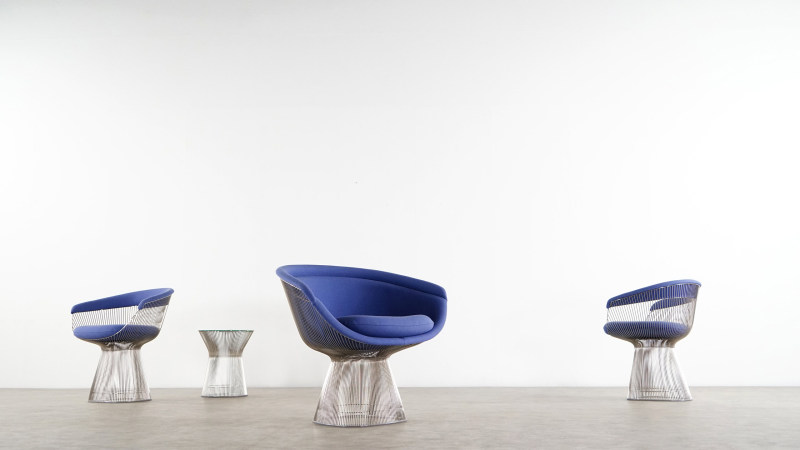 Warren Platner Chair Knoll International