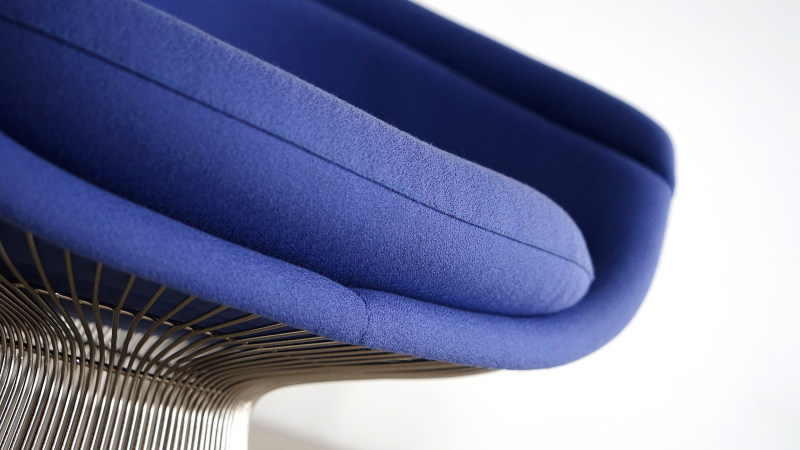 Warren Platner Chair cushion detail