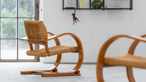 Audoux Minet Chair Vibo