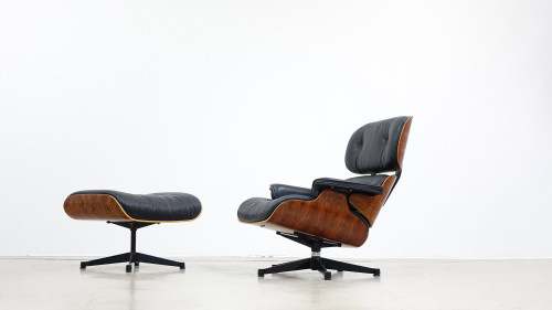 Charles U0026 Ray Eames Lounge Chair U0026 Ottomane