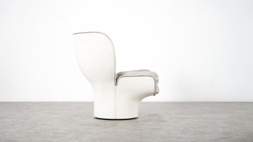 Joe Colombo Elda Chair right side