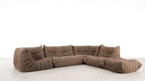 togo sofa ligne roset vintage living