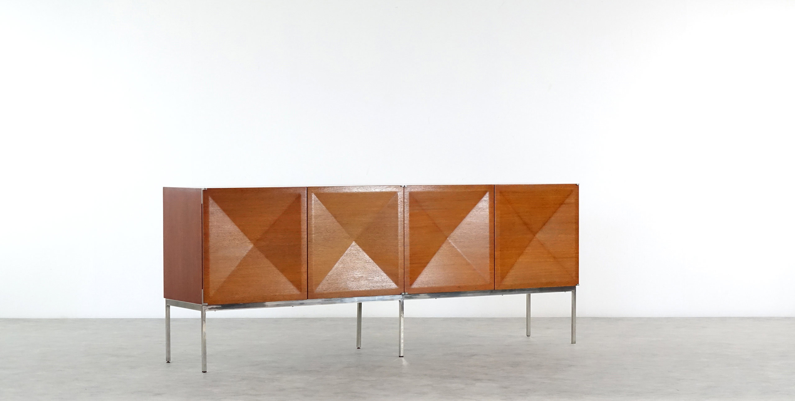 Antoine Philippon Amp Jacqueline Lecoq Sideboard By 1962