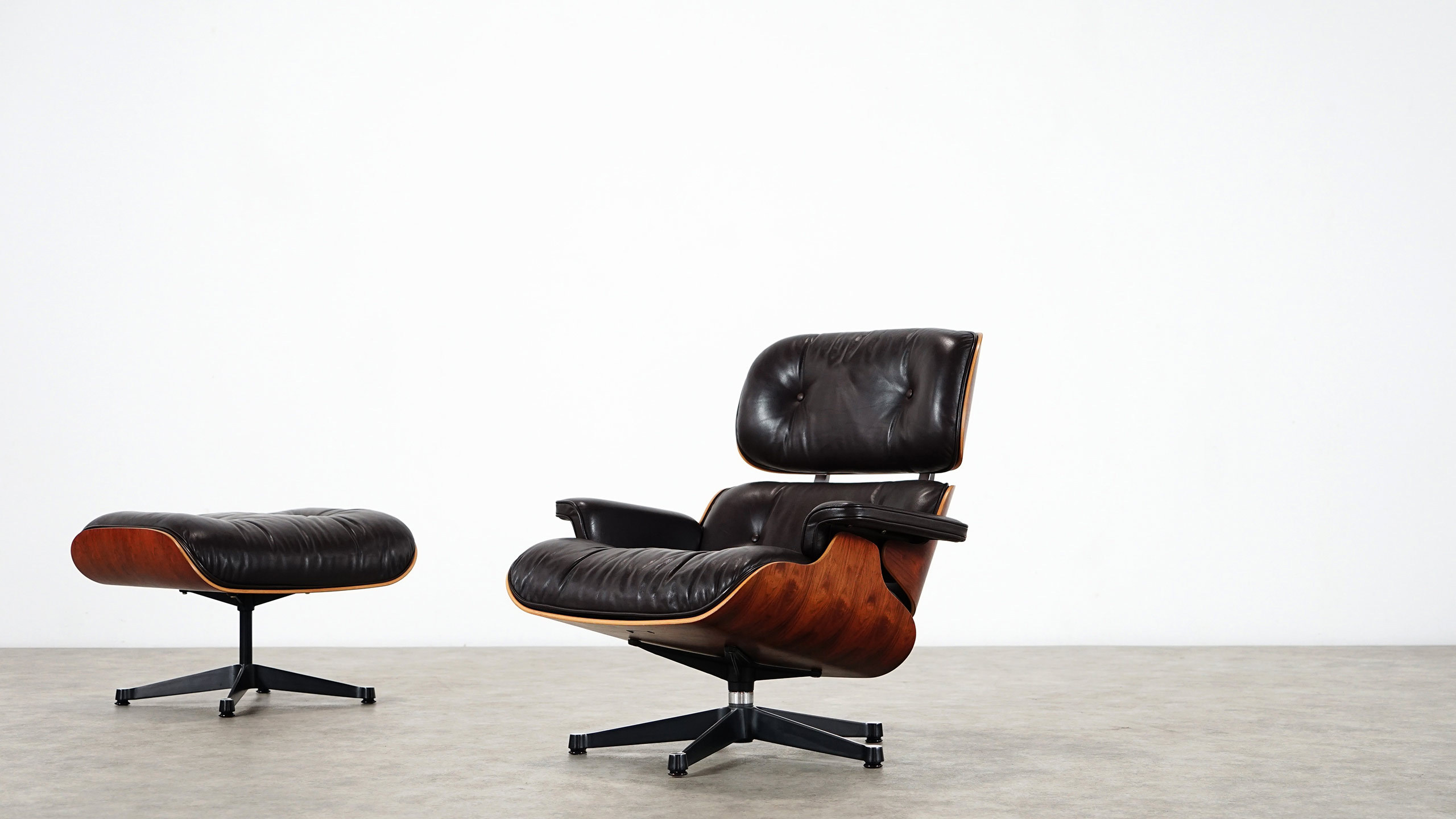 Charles Eames Lounge Chair Amp Ottoman By Herman Miller